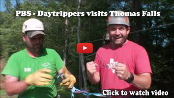 Daytripper visits Thomas Falls