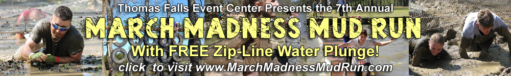 March Madness Mud Run